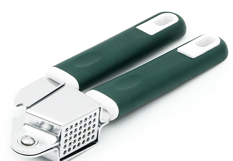 Food Network Garlic Press Review