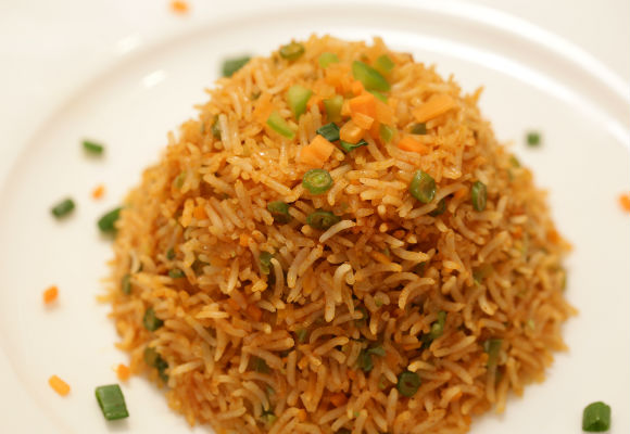 Fried rice chinese recipes vegetarian ifn india food network india recipeslunchveg lunchdinnerveg dinner forumfinder Image collections