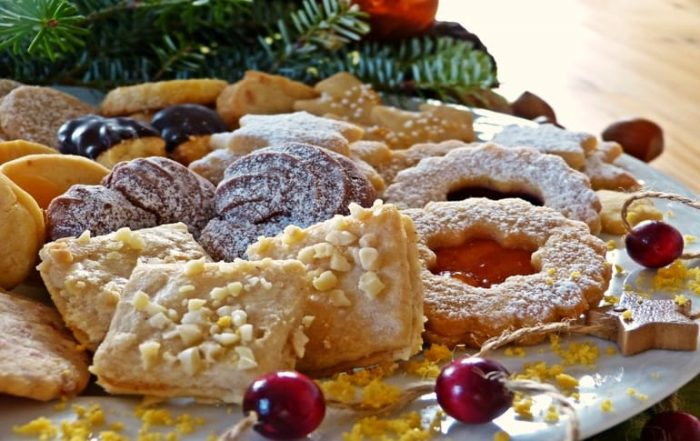 Christmas In India Food.Classic Indian Style Christmas Sweets Ifn Ifn