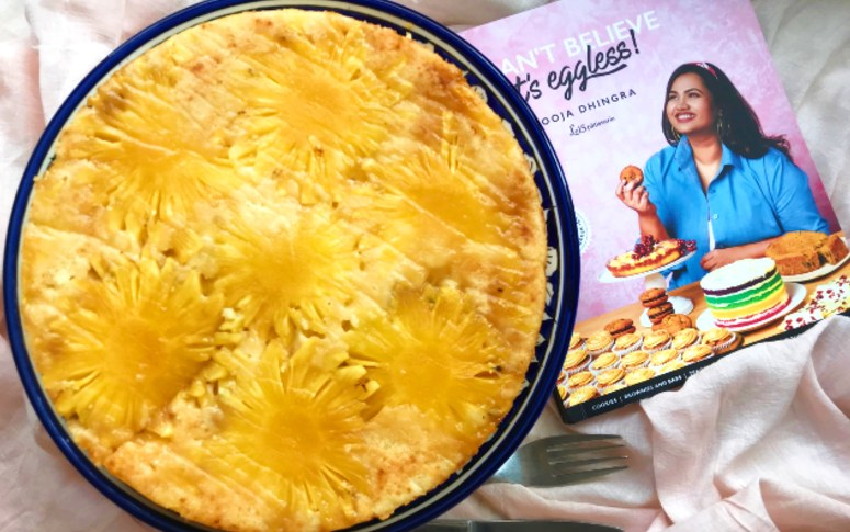 My Experiments with Pooja Dhingra's Eggless Dessert Recipes