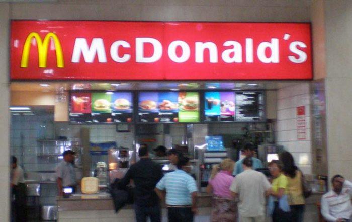 McDonalds India ReOpens in Delhi