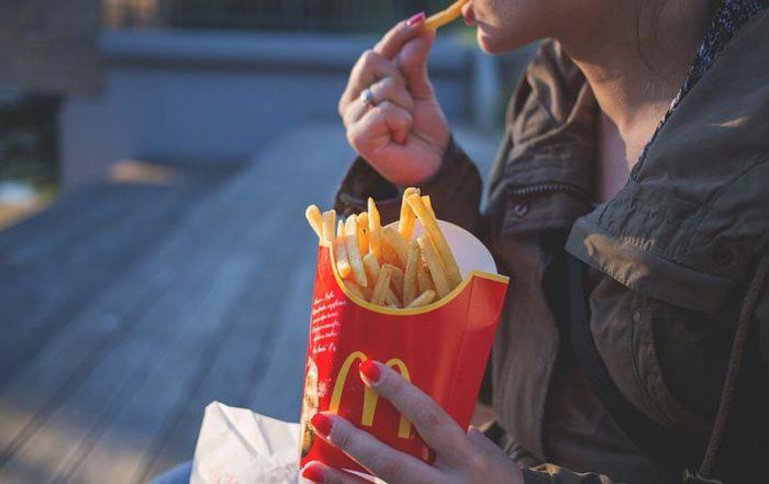 McDonald's India Reopens in Delhi