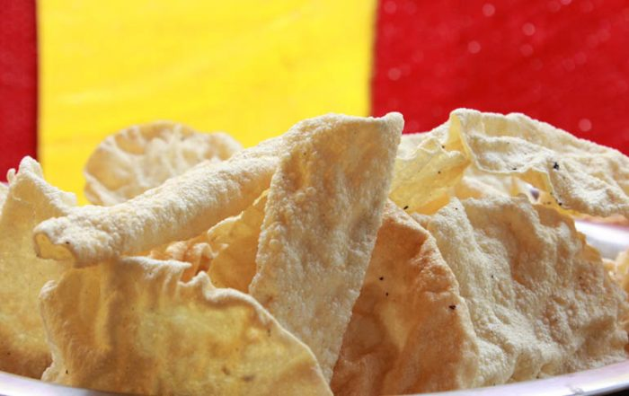 lay's papad