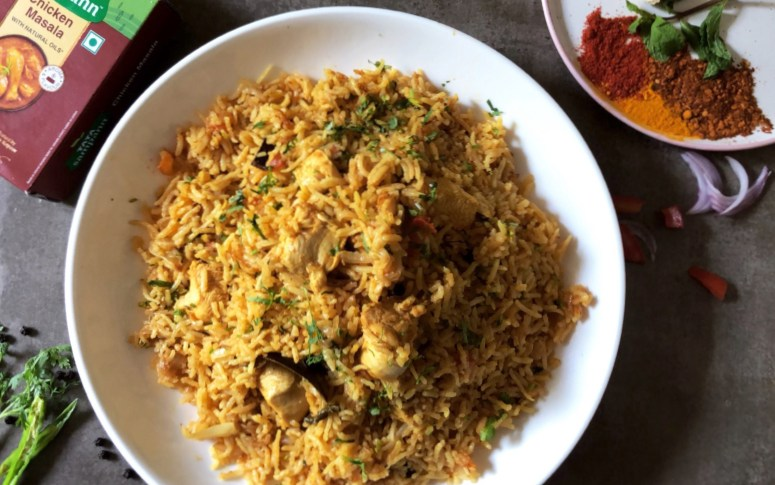 One-Pot Meal: Chicken Pulao