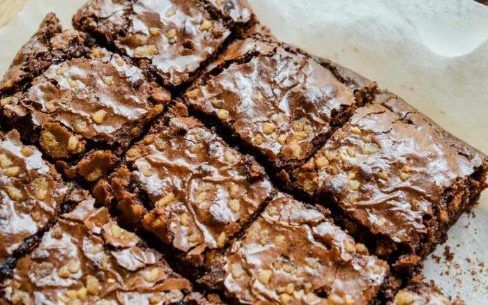 Nutella-Brownie