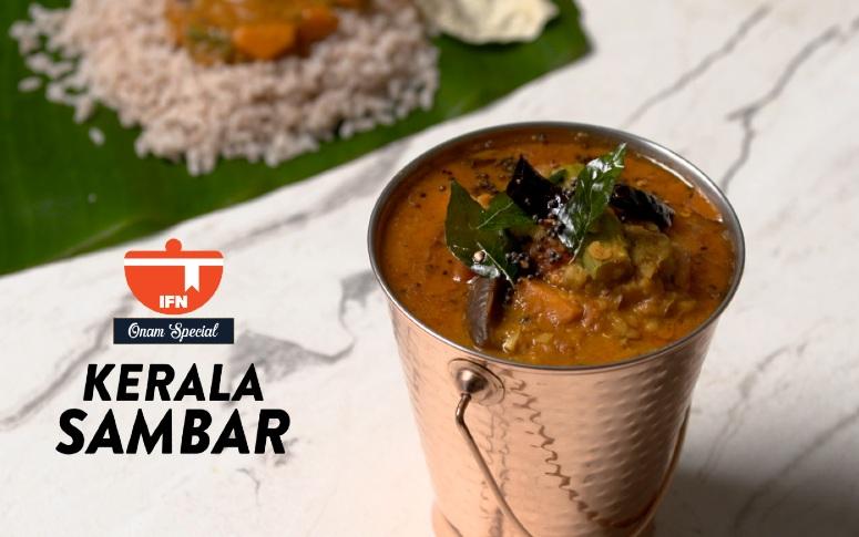 Kerala Style Sambar
