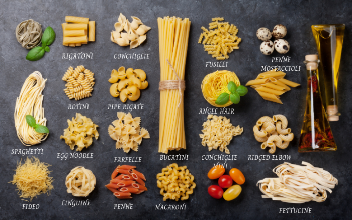 types-of-pasta
