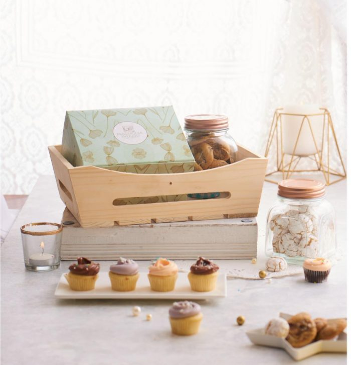 The Diwali hamper from Magnolia Bakery