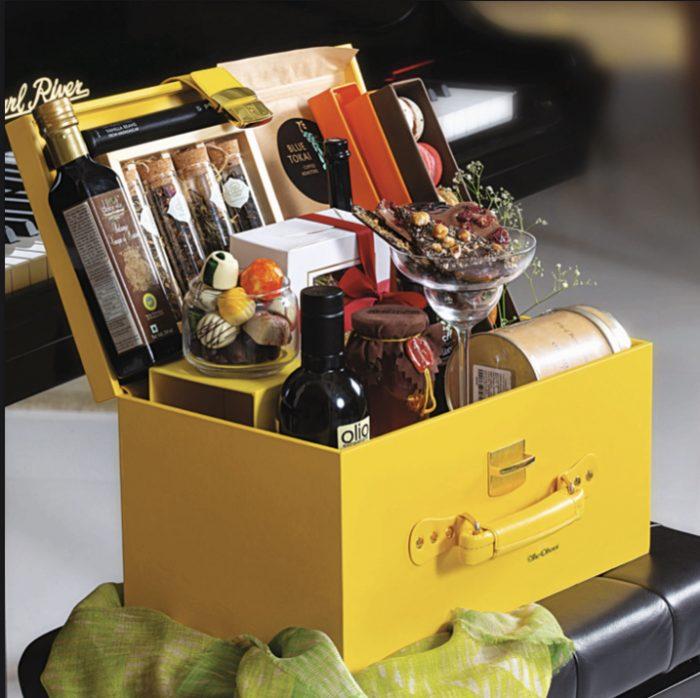 Diwali hamper by Oberoi Hotels