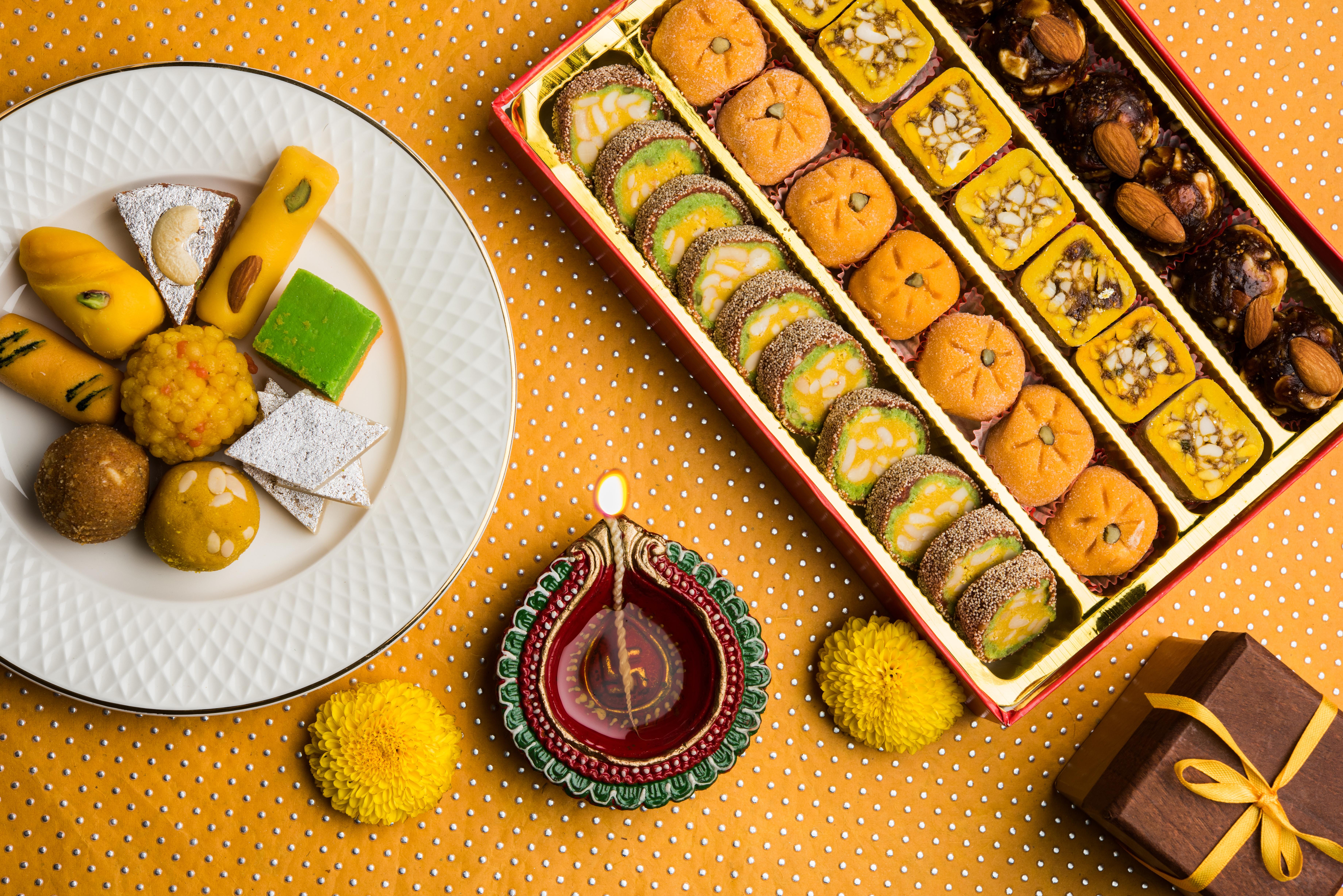 10 Diwali Mithai hampers to gift this season