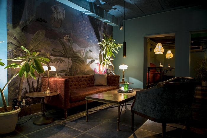 Slink & Bardot in Worli