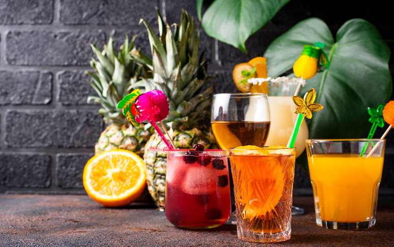 Bring in the New Year with these classic cocktails