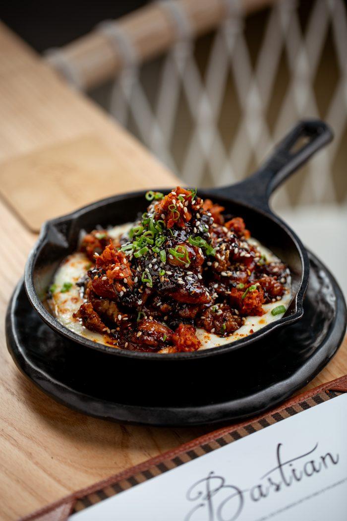 The Korean Fried Chicken