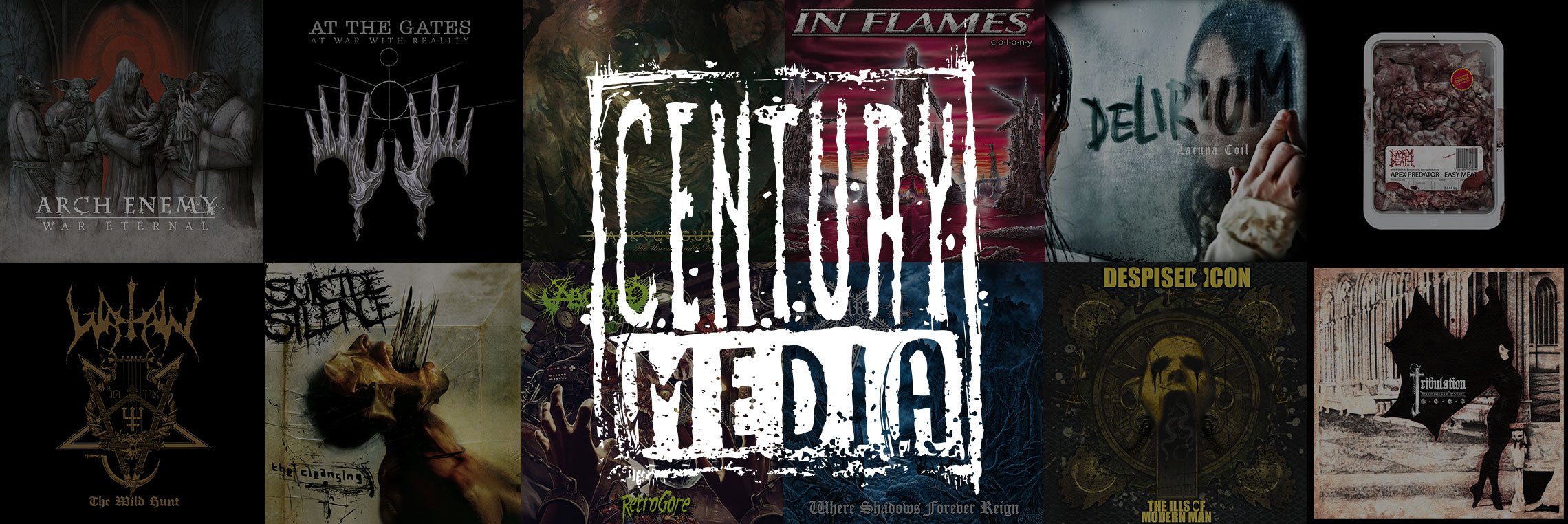 Century Media on IndieMerchstore
