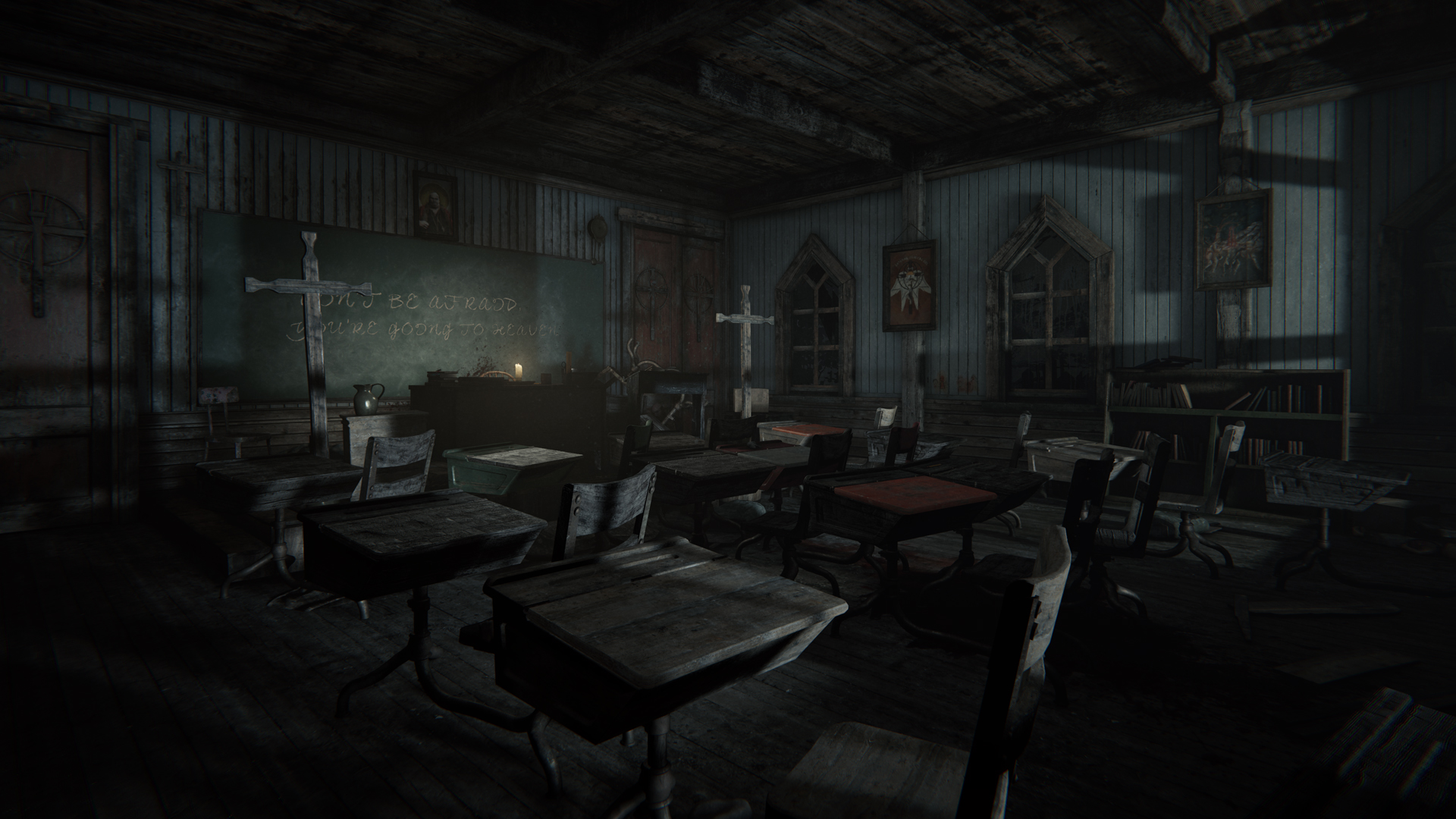Outlast 2 Story