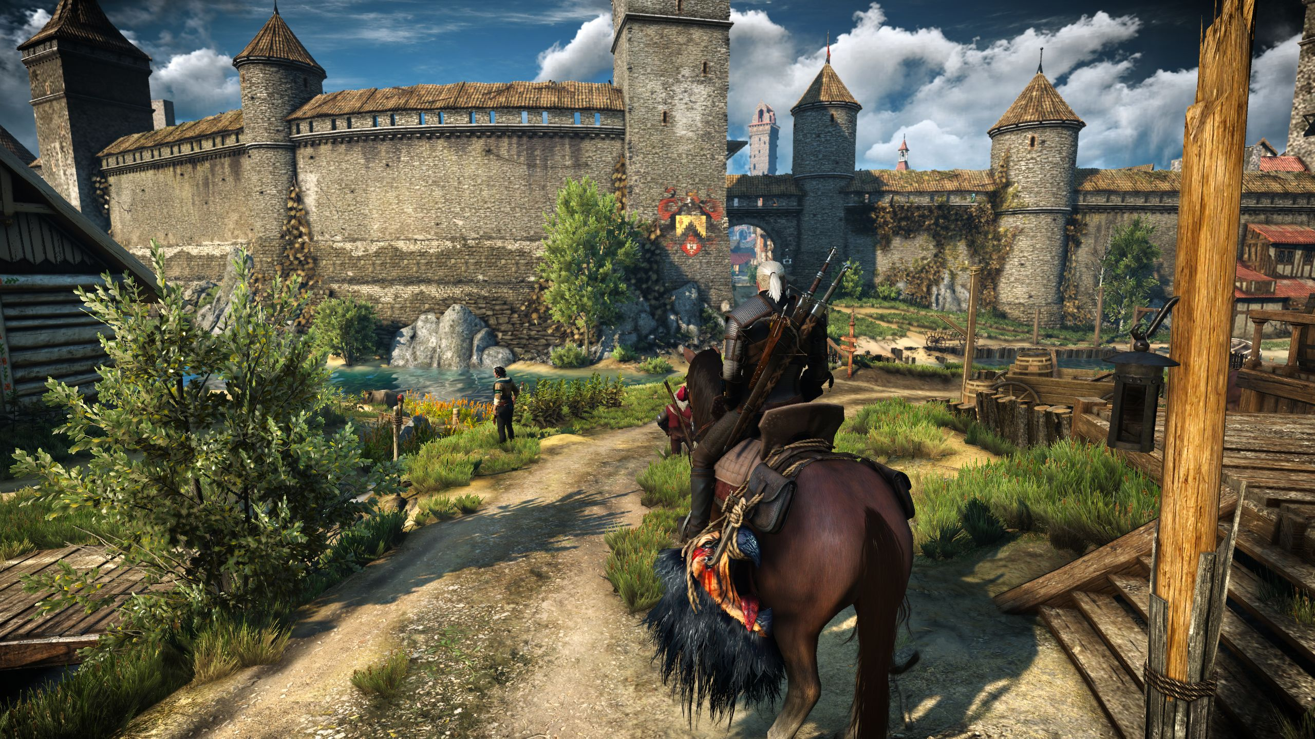 Best Mods for The Witcher 3: Wild Hunt