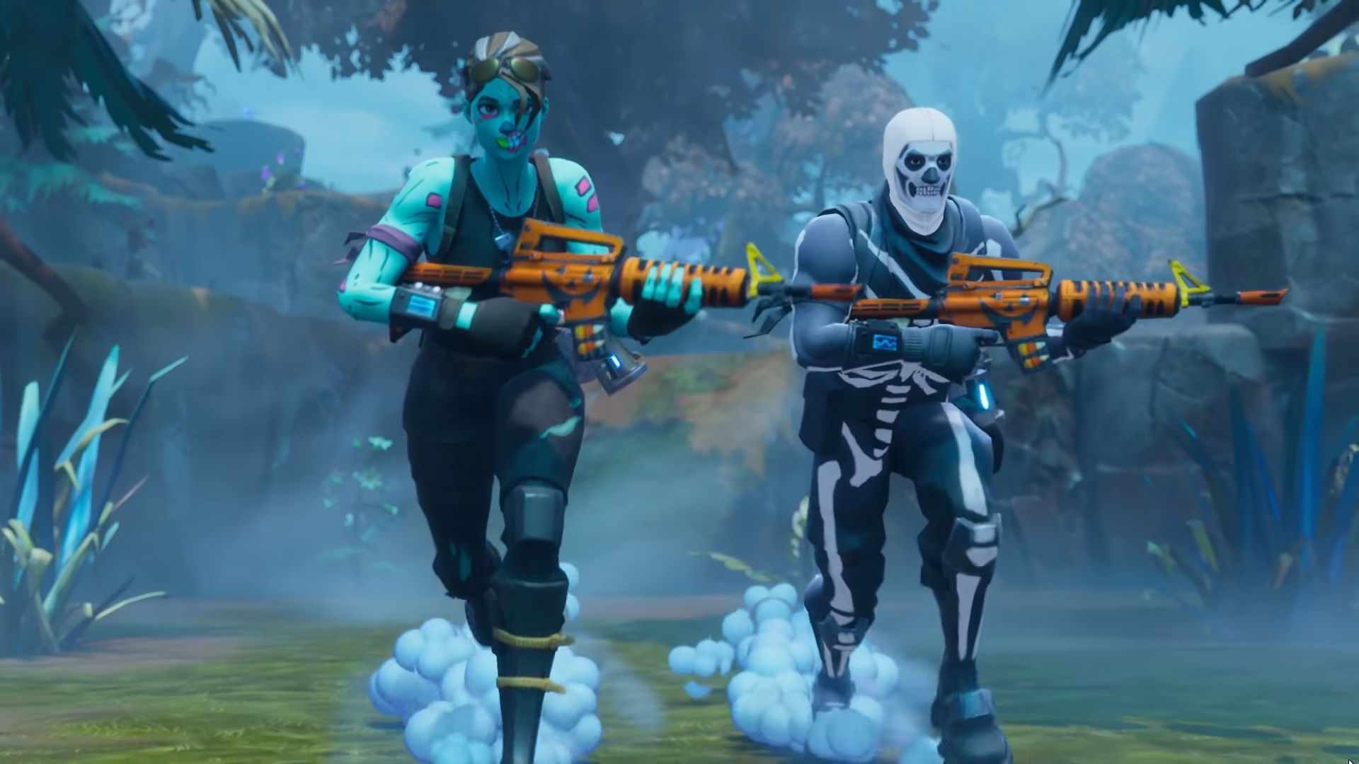 The fortnitemares update sends players to hexylvania in fortnite indie obscura - Fortnite default skin wallpaper ...