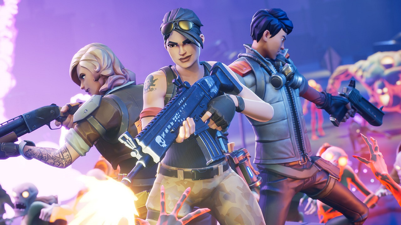 how to play fortnite saved games