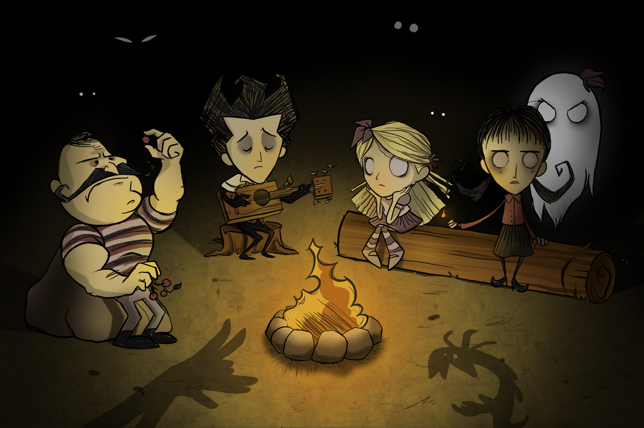don't starve фото