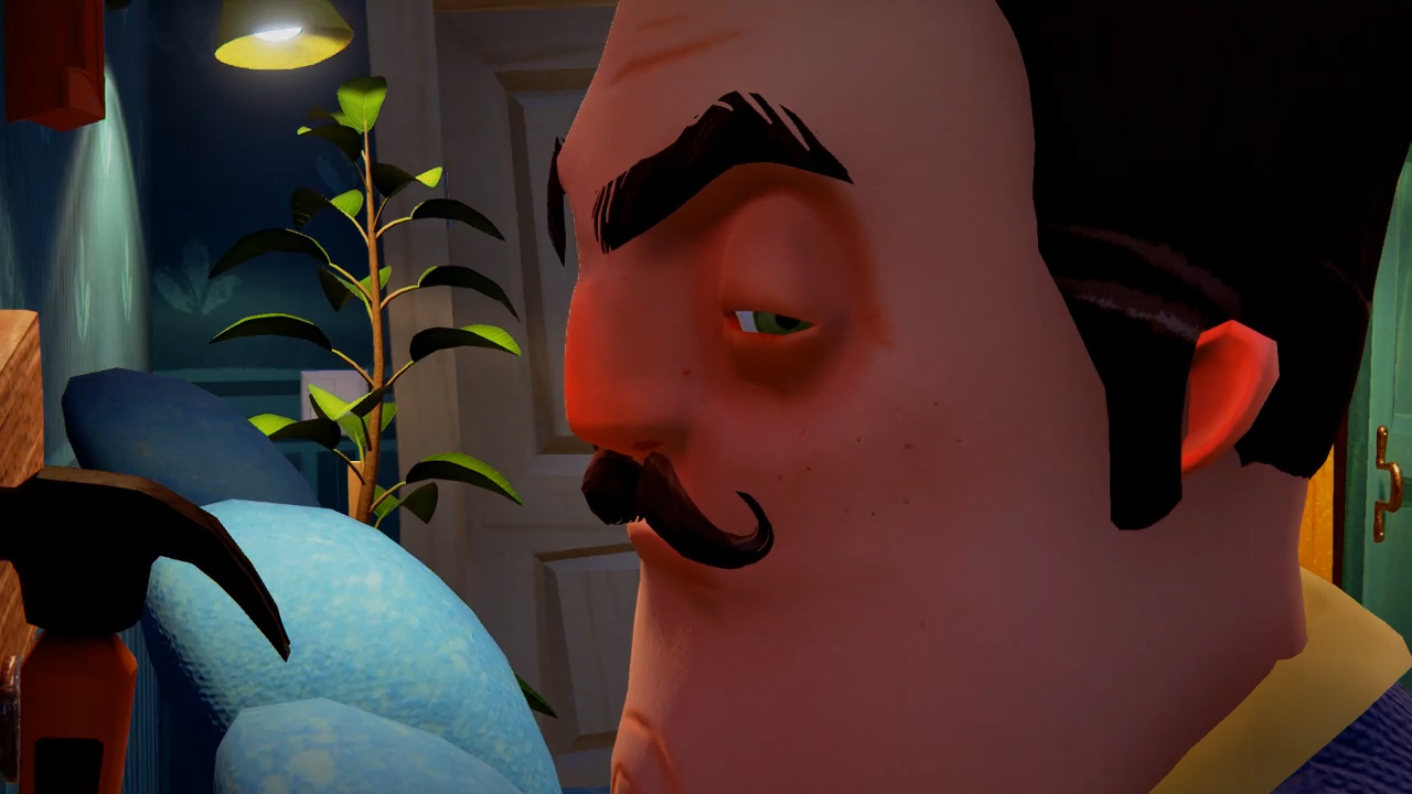 How To Reach The Hello Neighbor Ending Indie Obscura