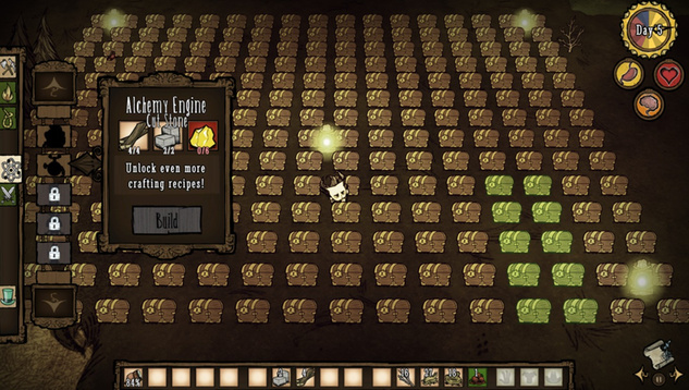 Don T Starve Together Crafting Recipes