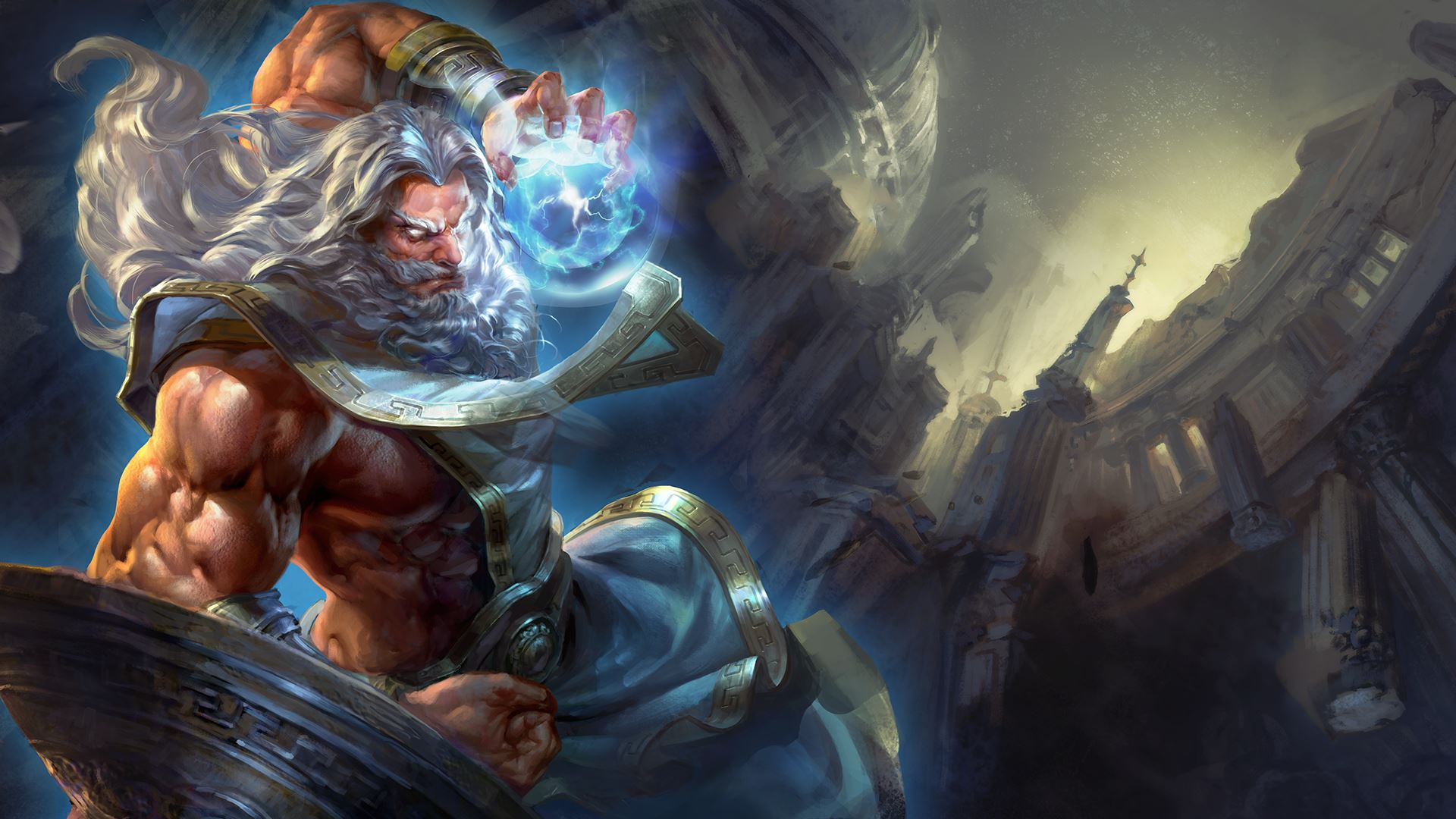 how to build zeus for arena in smite indie obscura