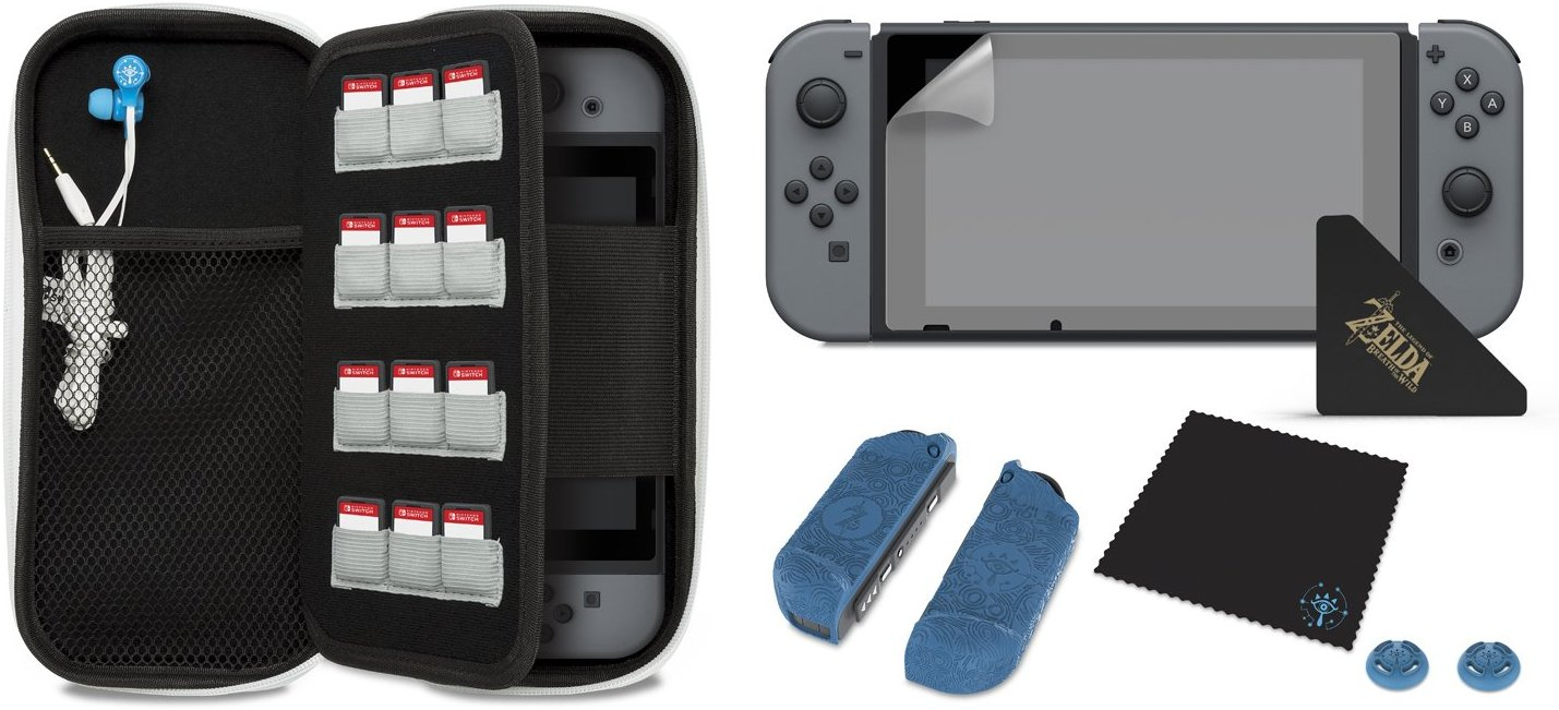 Best Accessories For The Nintendo Switch Enthusiast