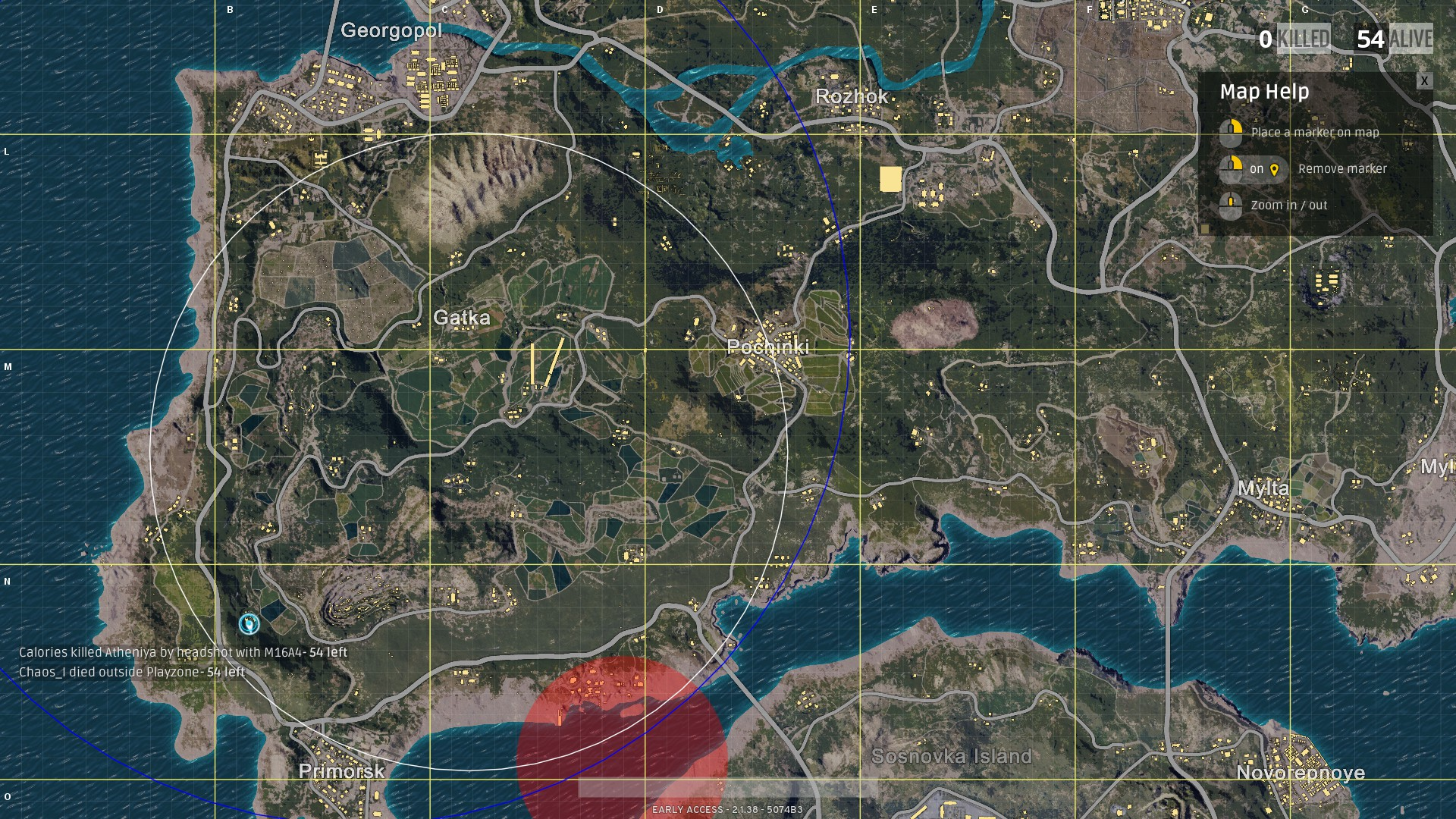 Playerunknown S Battlegrounds Maps Loot Maps Pictures: How To Avoid Enemies And Stay Alive In PlayerUnknown's