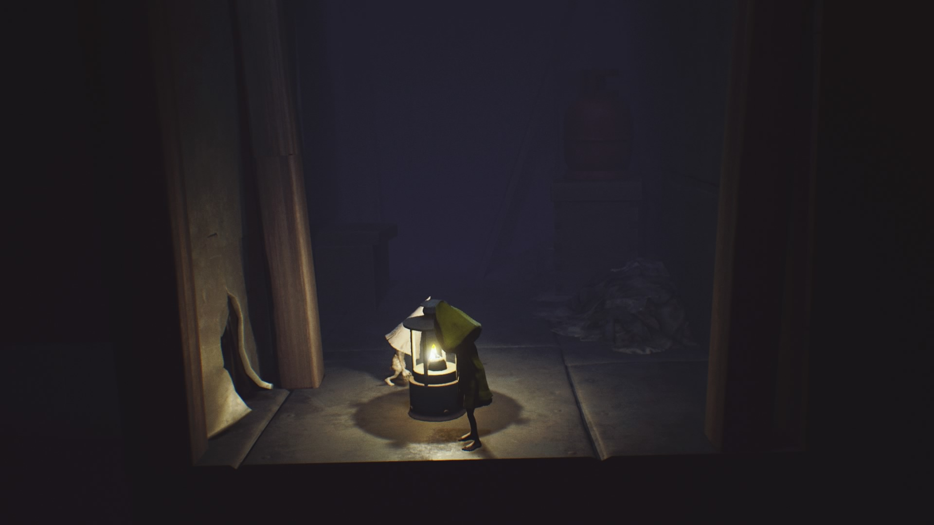 Little Nightmares Walkthrough Part 1 The Prison Indie