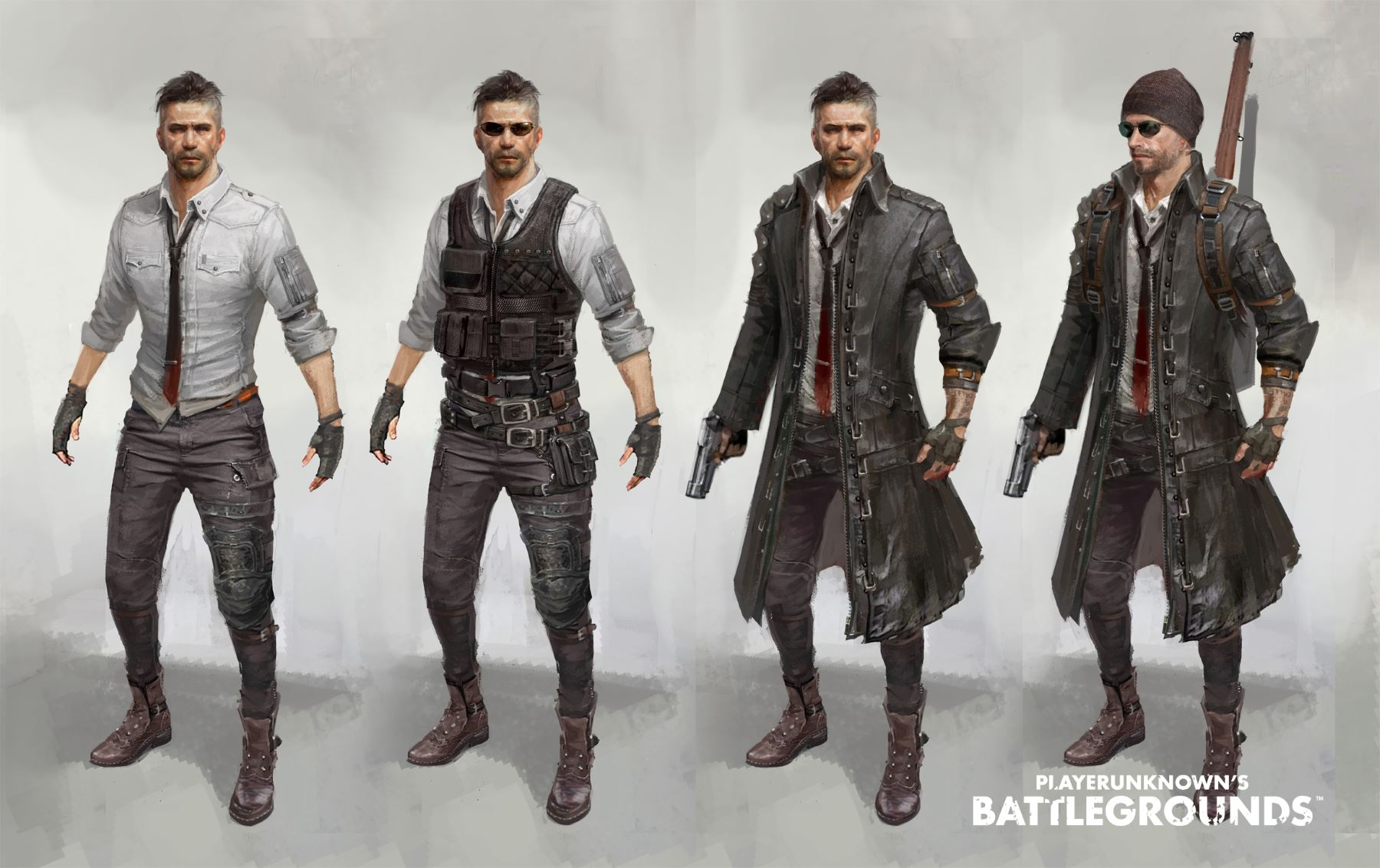 Playerunknown S Battlegrounds Maps Loot Maps Pictures: All Clothing, Armor, And Items In PlayerUnknown's