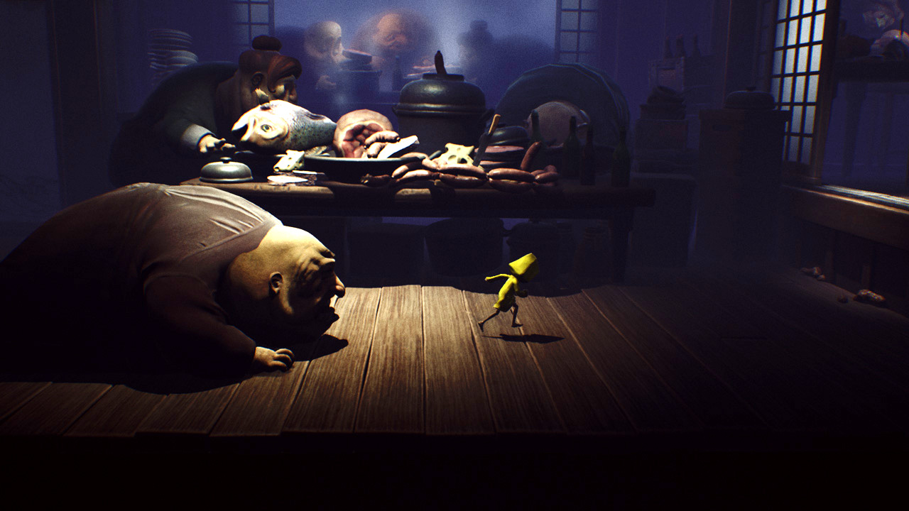 Little Nightmares Walkthrough Kitchen