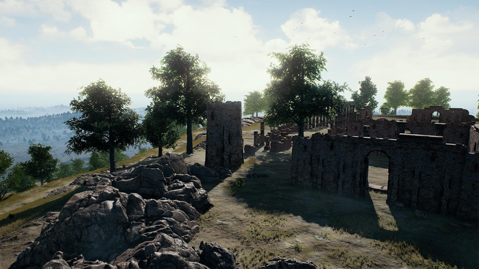 Playerunknown S Battlegrounds Maps Loot Maps Pictures: PlayerUnknown's Battlegrounds Early Access Month 1 Update