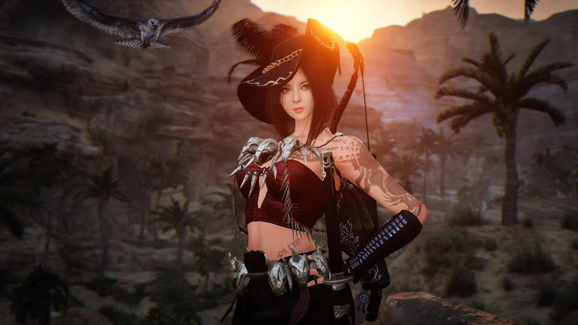 Black Desert Dark Knight Best Build