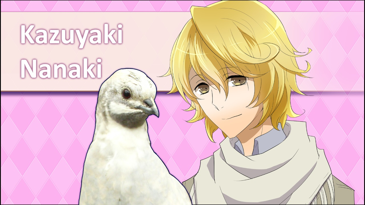 Image result for hatoful boyfriend characters
