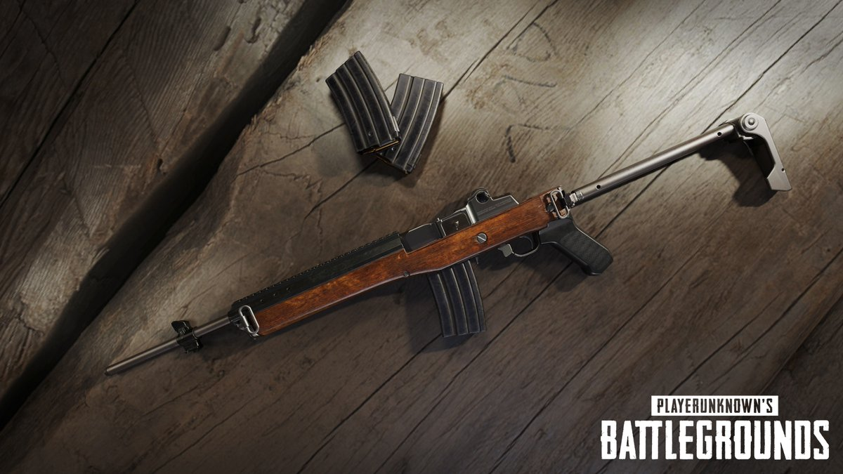 Playerunknown S Battlegrounds Weapons: How To Get The Mini-14 Gun In PUBG
