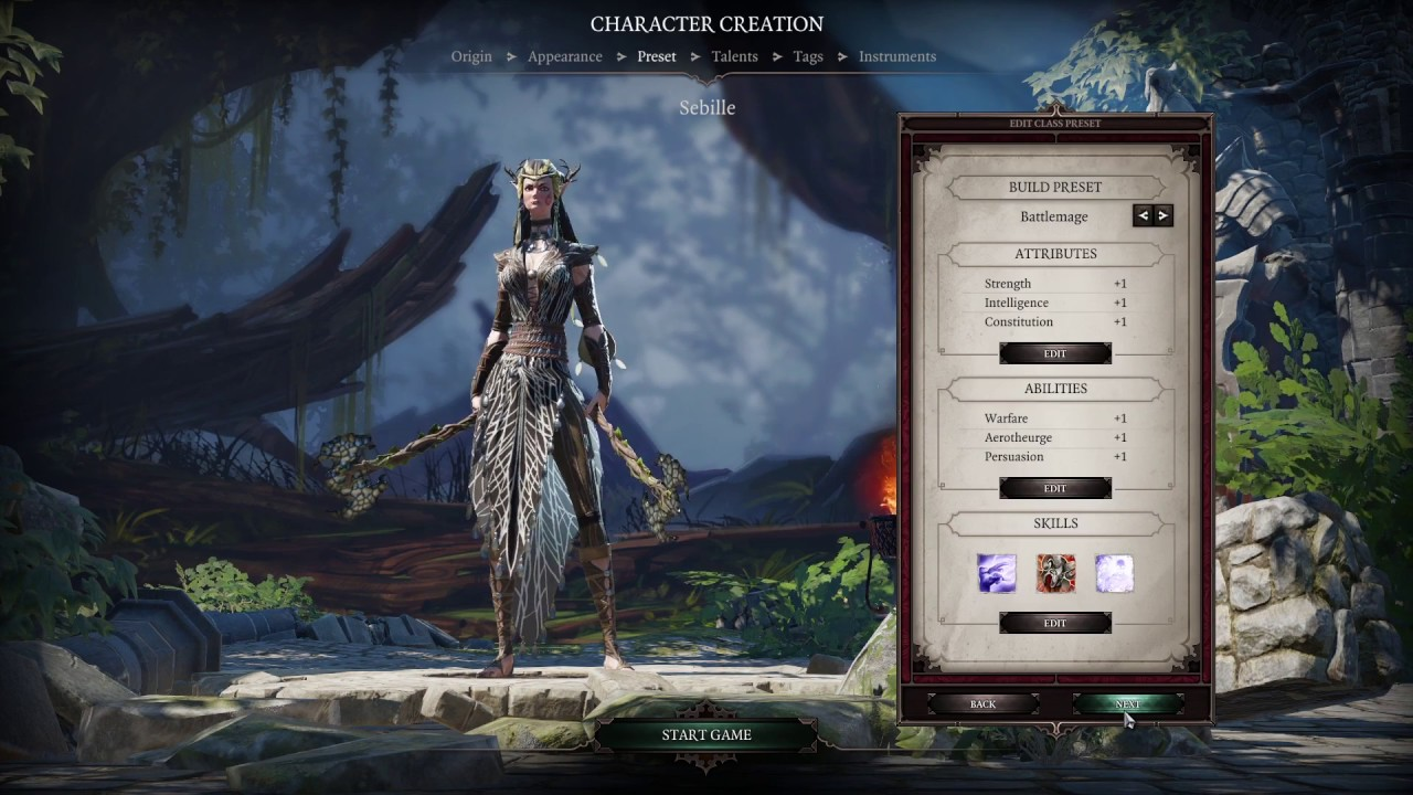 Divinity Original Sin  Undead Party Build