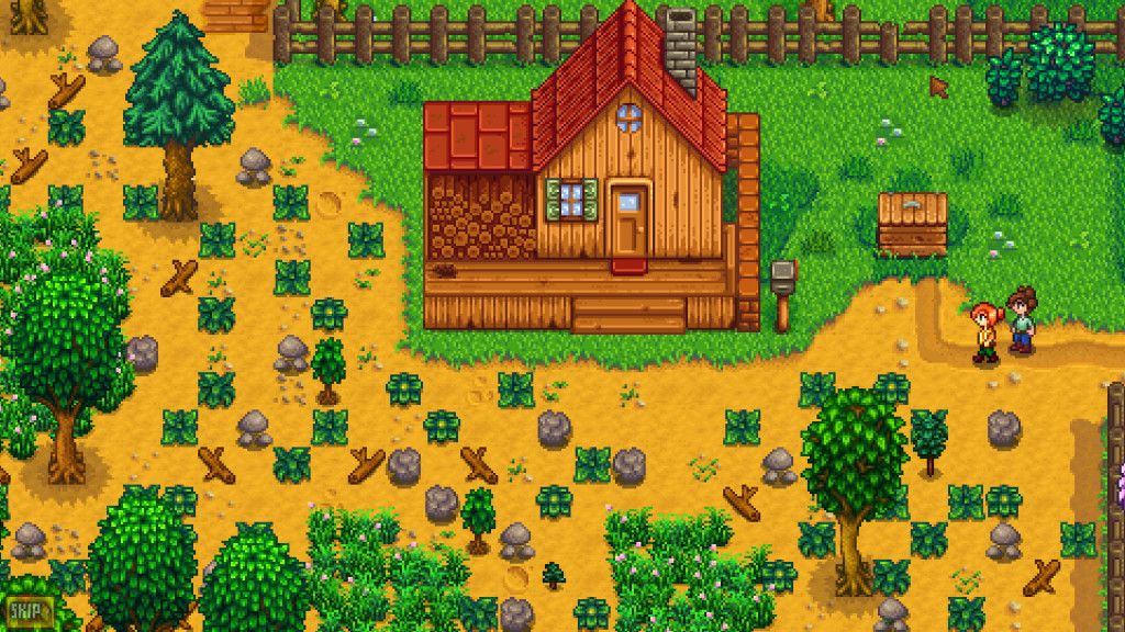 Stardew Valley Launches For Nintendo Switch October 5th | Indie ...