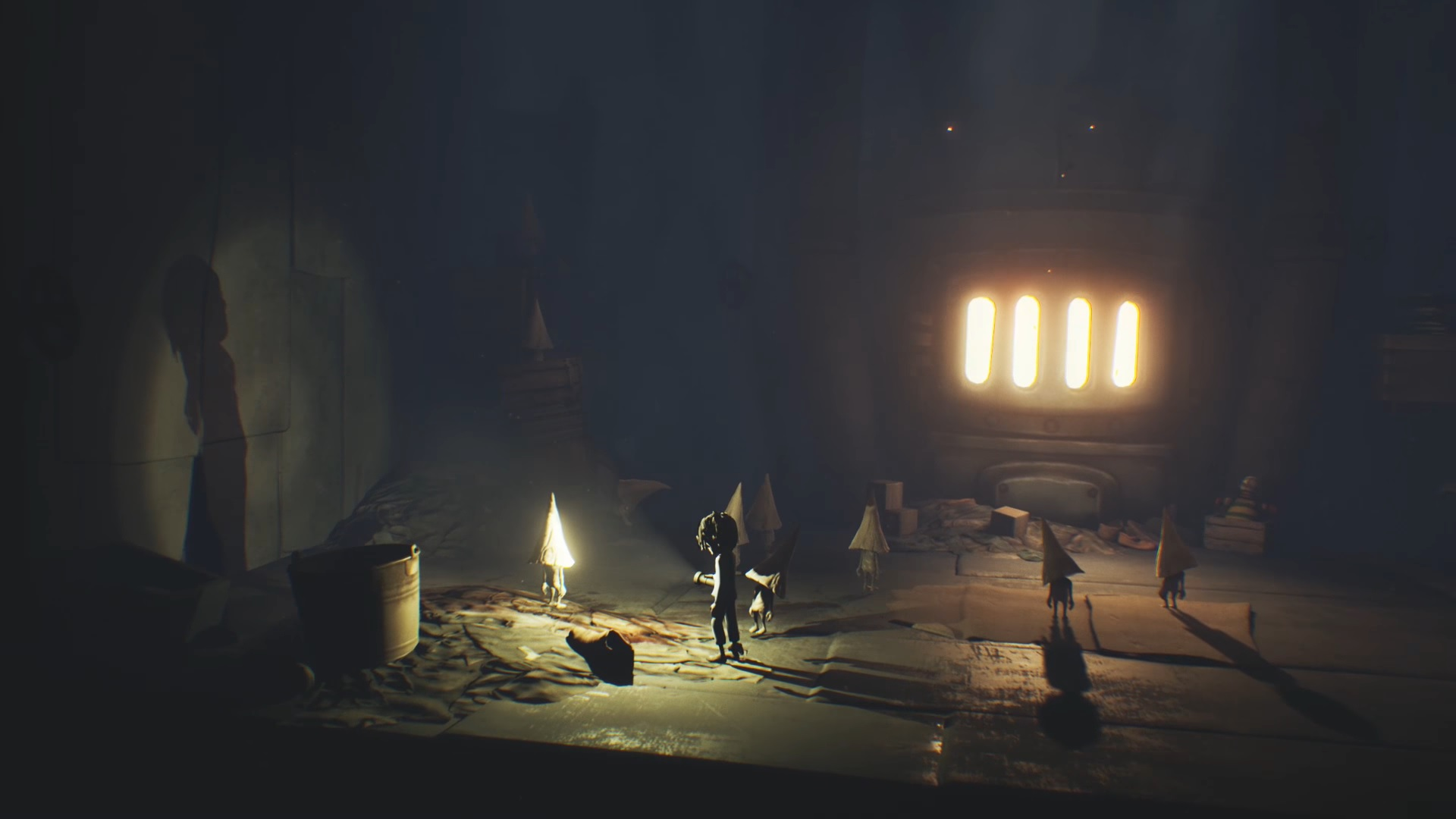 Little Nightmares The Hideaway DLC Nomes Explained 2 little nightmares the hideaway dlc walkthrough indie obscura Circuit Breaker Box at mifinder.co