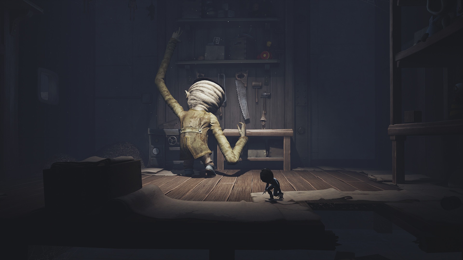 Little Nightmares The Hideaway DLC Walkthrough 5 little nightmares the hideaway dlc walkthrough indie obscura Circuit Breaker Box at mifinder.co