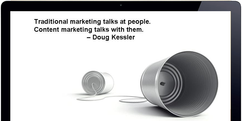 inbound marketing is demonstrating your expertise