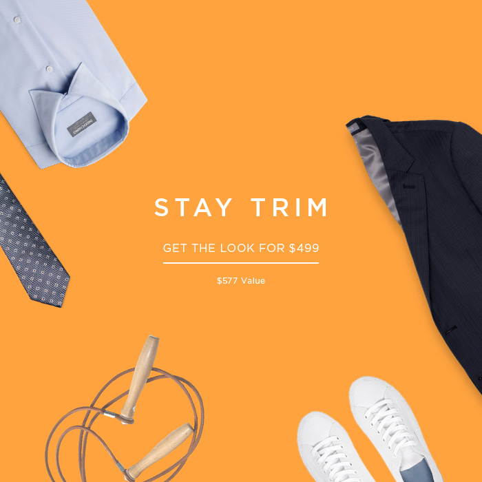 STAY TRIM - Get the look for $499