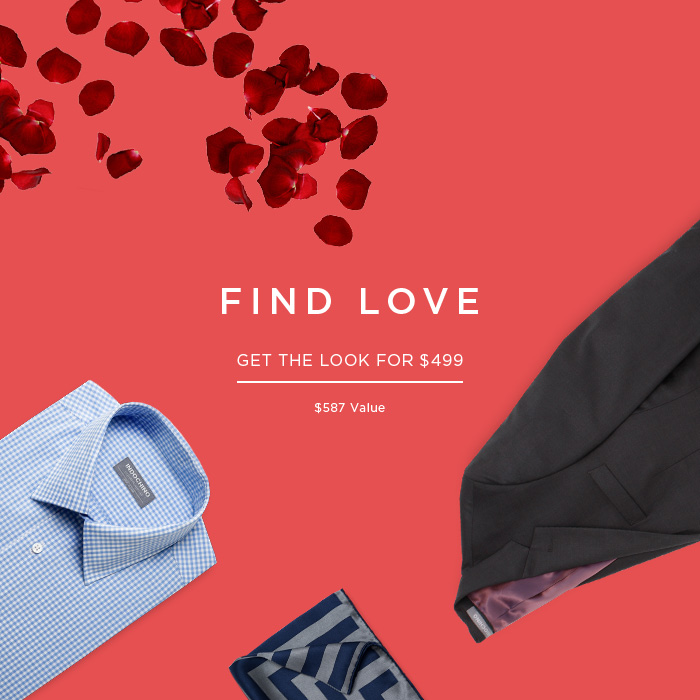 FIND LOVE - Get the look for $499