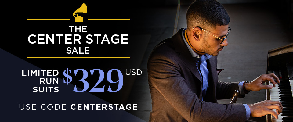 Center Stage Event - Limited Run suits for $329 USD - use code CENTERSTAGE