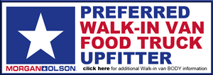 Preferred Walk0in Van Food Truck Upfitter