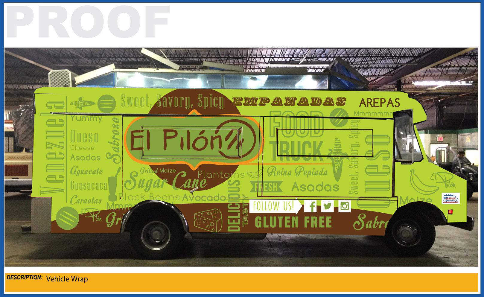 Custom Food Truck Philadelphia