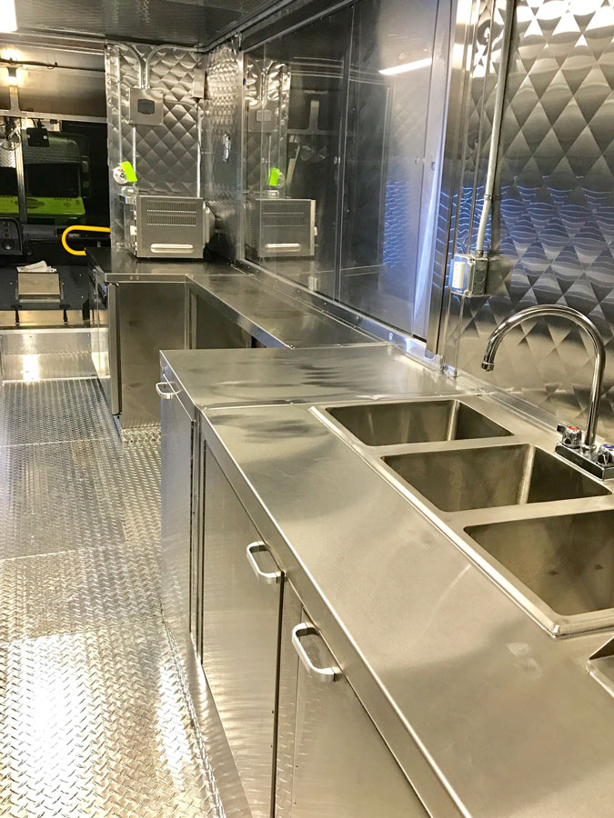 Custom Food Truck Building Amp Fabrication Industrial Food