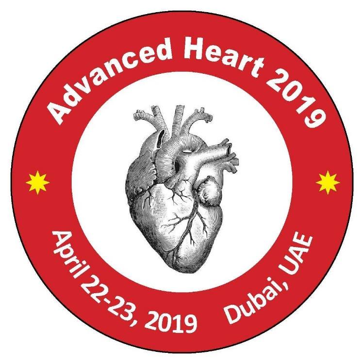 Advanced heart logo
