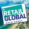 Retail global gold coast event logo 2018 with surfers paradise background