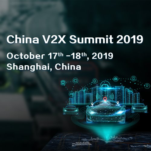 Industry Events - China V2X Summit 2019
