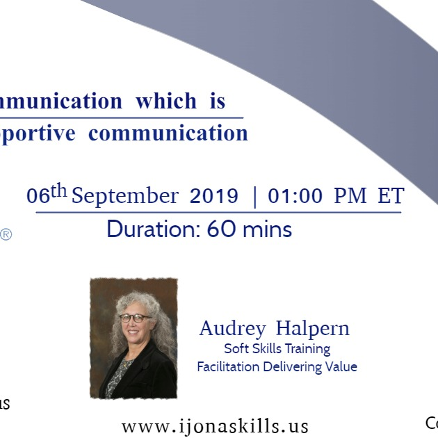 Assertive communication which is better than supportive